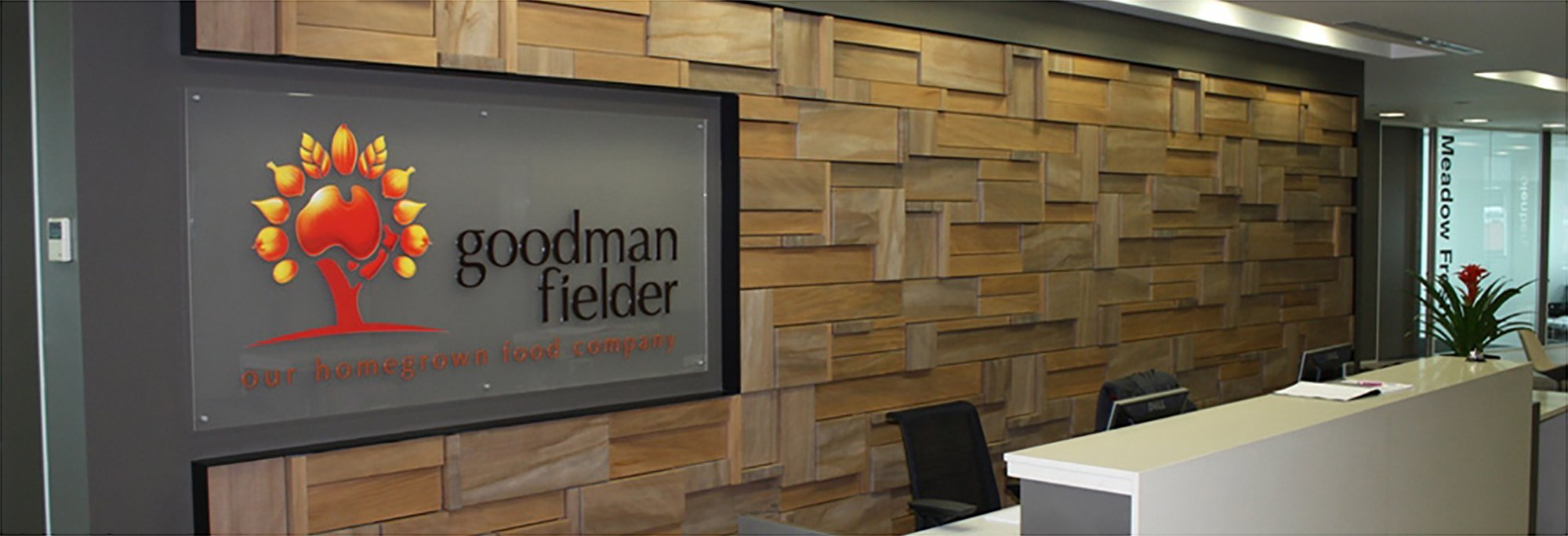 Office furniture designed for goodman fielder