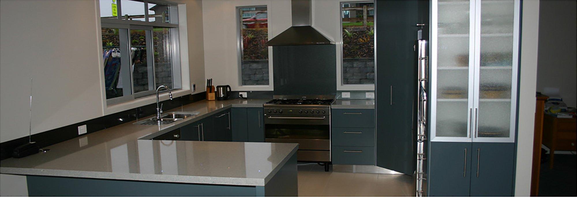 Custom furniture designed for the kitchen