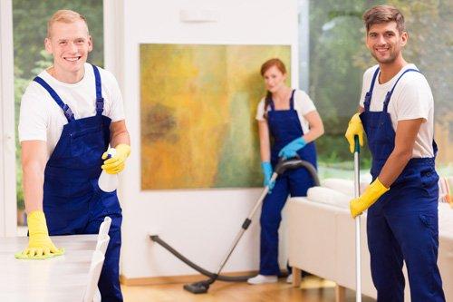 addetti alle pulizie