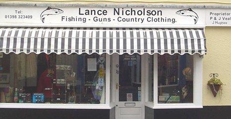 Lance Nicholson store