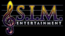 S.I.M. Entertainment logo
