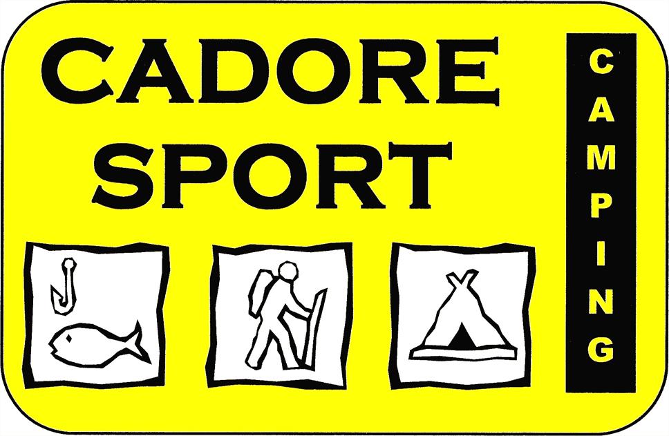 CADORE SPORT CAMPING - LOGO