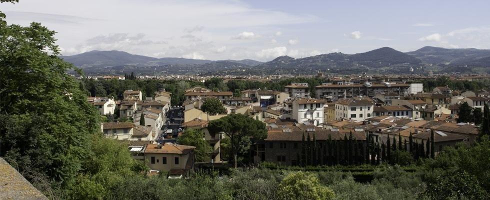 vista panoramica dall'istituto