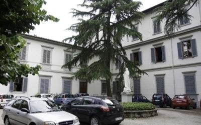 cortile dell'Istituto