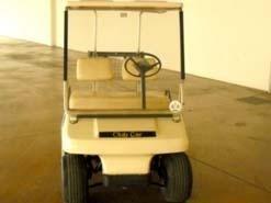 car elettrico club car