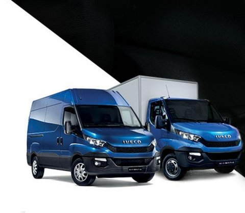 furgoni daily iveco