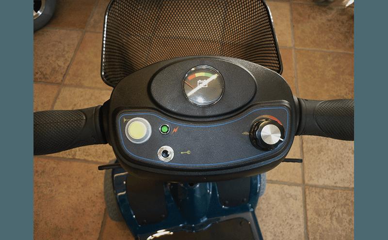scooter elettrici per anziani
