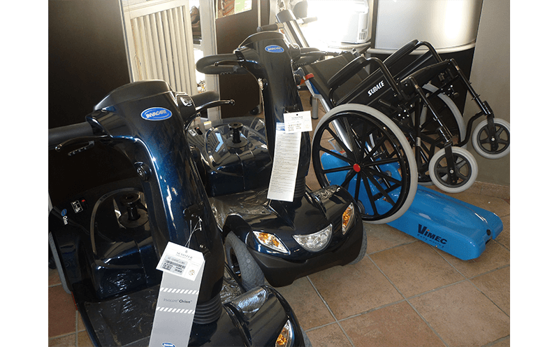 vendita scooter