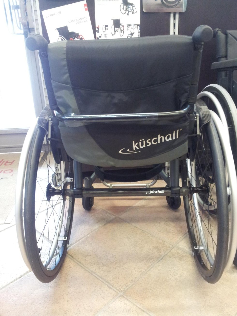 sedia per disabili