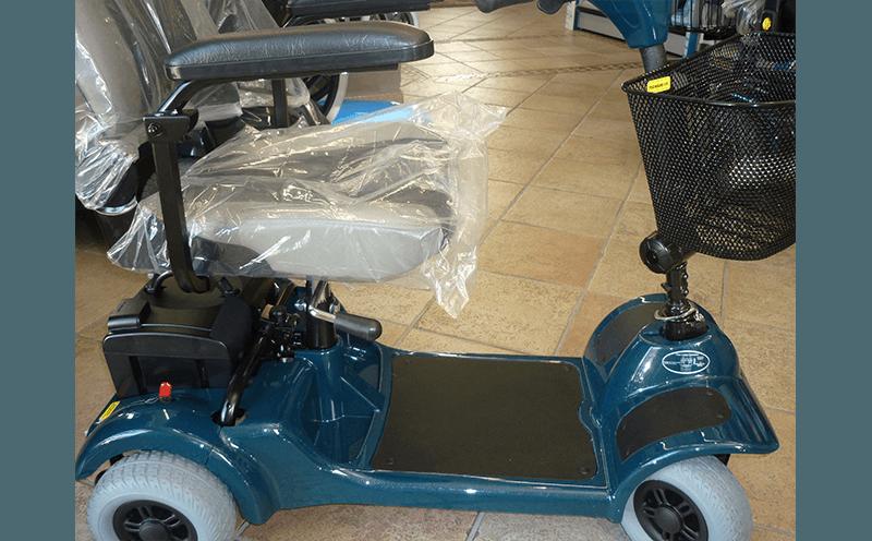 vendita scooter per disabili