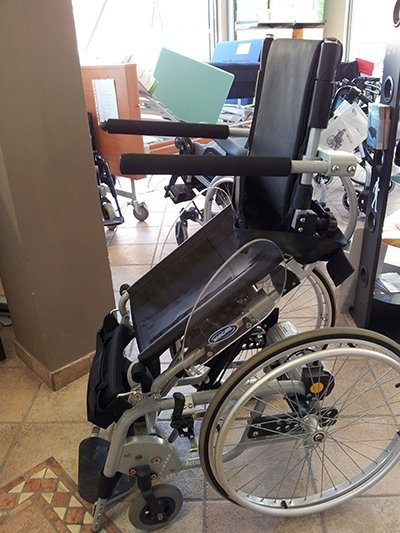 sedie a rotelle