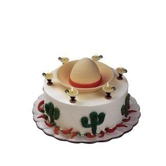 Torta messicana