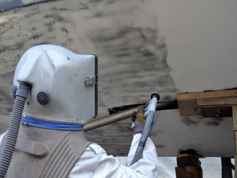 lavorazione vetroresina e legno