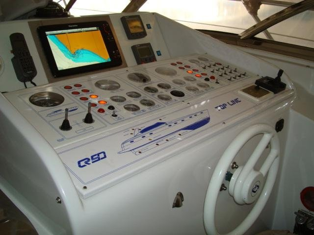 Rizzardi 50 imbarcazione usata in vendita