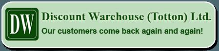 Discount Warehouse (Totton) Ltd. Company Logo