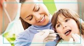 cure dentali pediatriche, igiene dentale bambini
