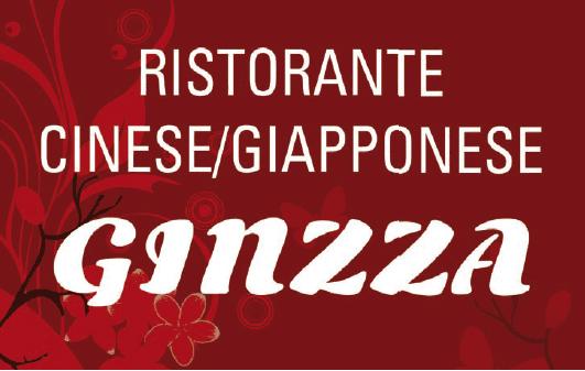 GINZZA - RISTORANTE ORIENTALE - HOLLAND CHIPS - LOGO