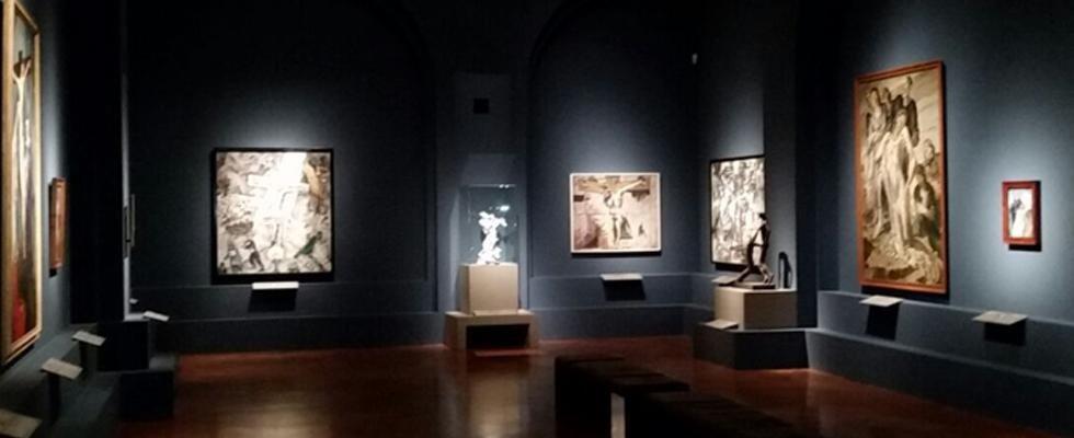 allestimenti multimediali per musei