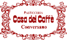 PASTICCERIA CASA DEL CAFFE  - LOGO
