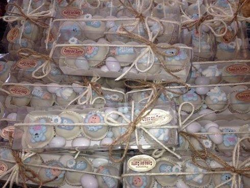 pacchetti regalo confetti