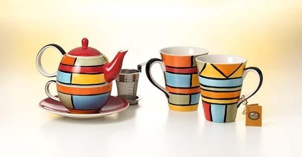 tazze e teiere