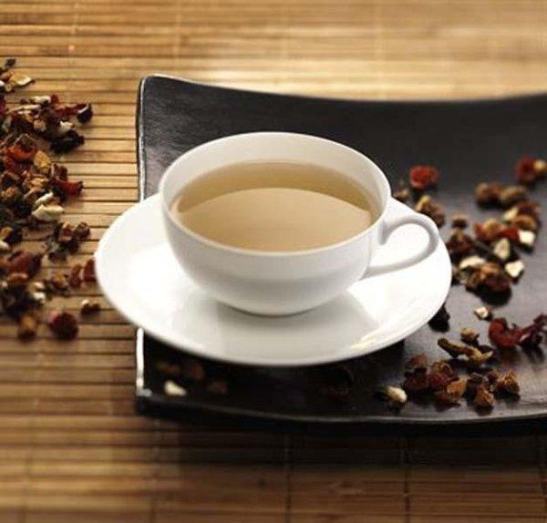 tè in tazza