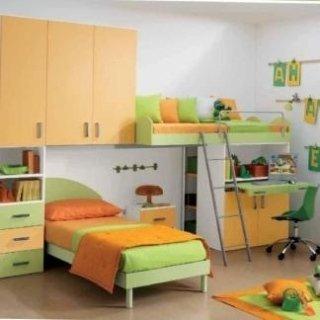 camerette Valentini, camerette per ragazzi, Camerette per bambini, Acquapendente, Viterbo