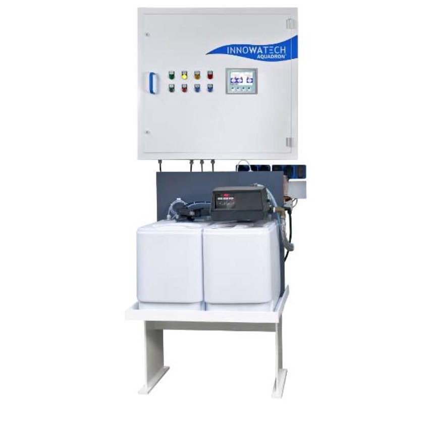 Aquadron Legionella Control System
