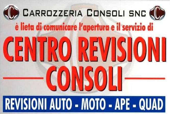 CENTRO REVISIONI CONSOLI