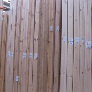 Perline in legno abete e pino