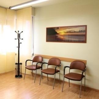 La sala d aspetto dello studio dentistico