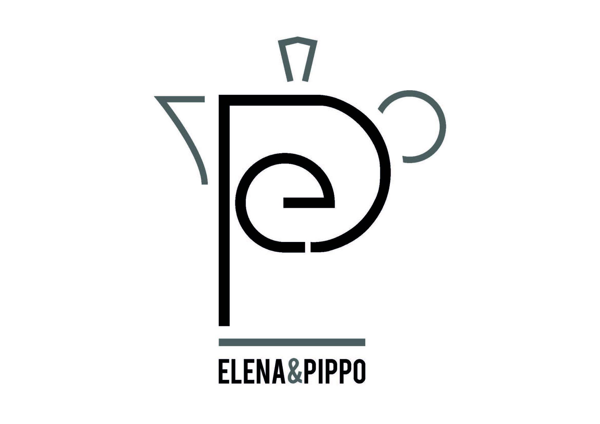 ELENA E PIPPO CIALDE E CAPSULE-LOGO