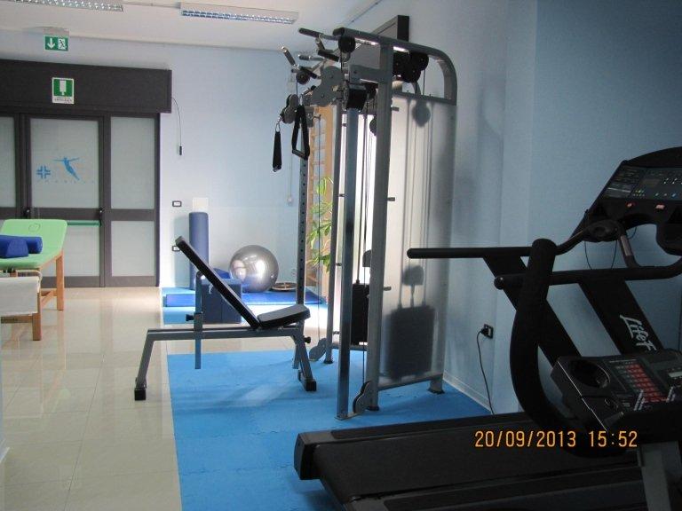centro fisioterapia casal di principe palestra fitness dimagrimento