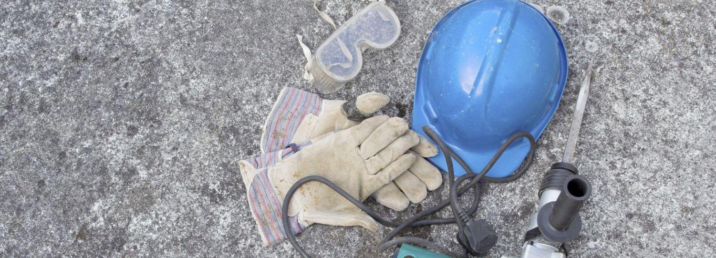 Professional concrete contractor materials in Broadalbin, NY