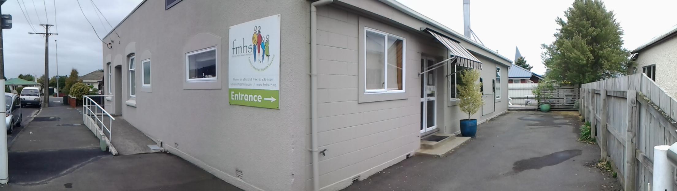FMHS Clinic in Dunedin