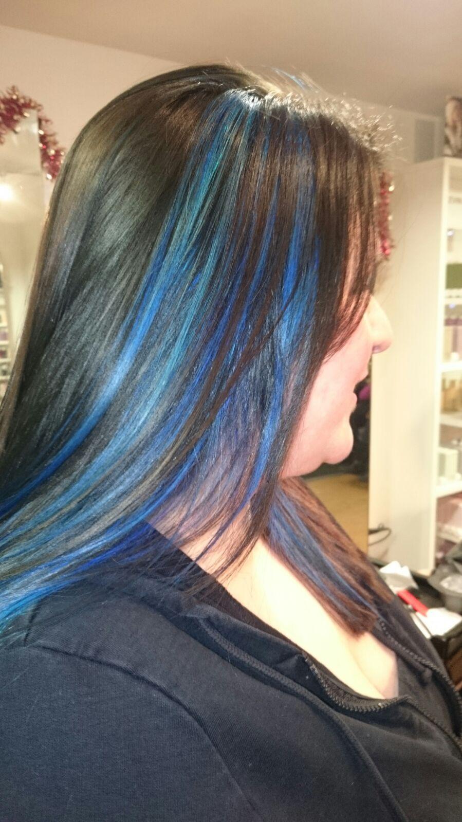 custom hair colour