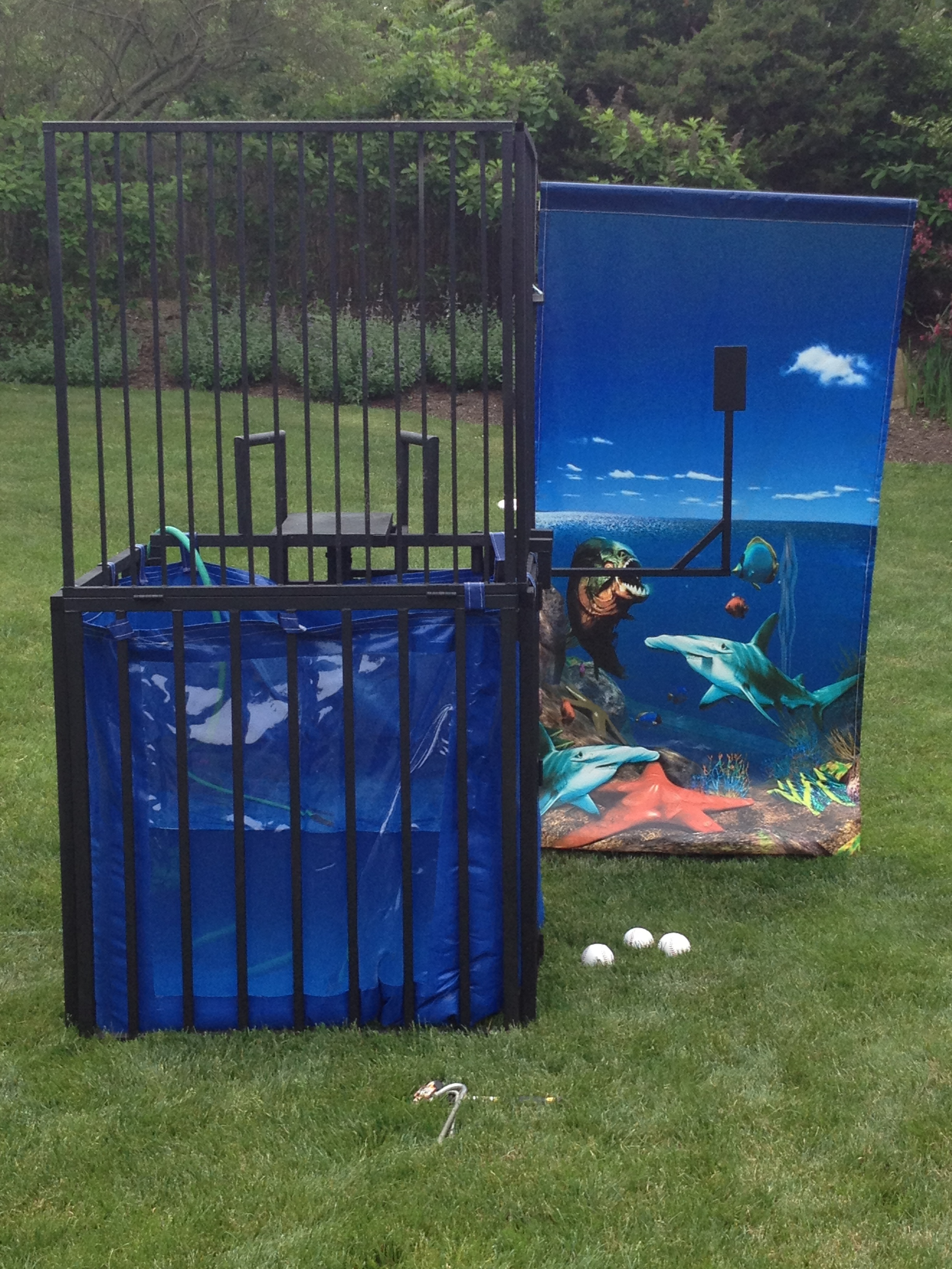 400 Gallon Dunk Tank