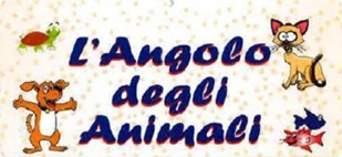 L'ANGOLO DEGLI ANIMALI - LOGO