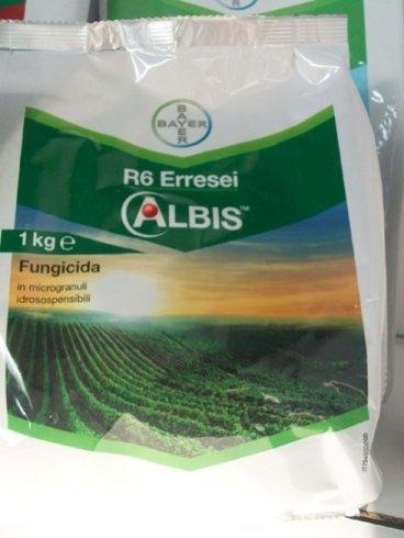 vendita fungicida in microgranuli