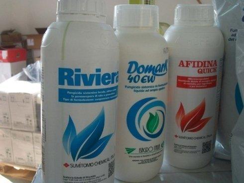 fungicida liquido