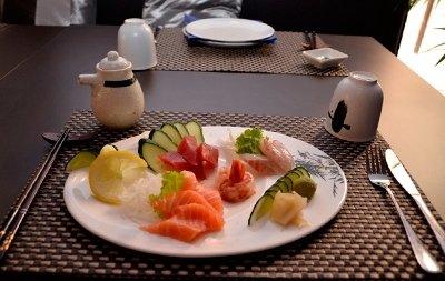 Ristorante sushi Chiaki piatto 14