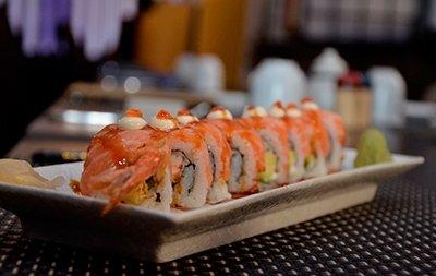 Ristorante sushi Chiaki piatto 19