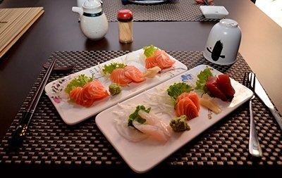 Ristorante sushi Chiaki piatto 27