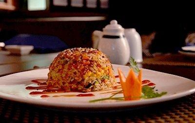 Ristorante sushi Chiaki piatto