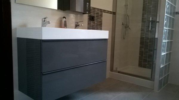 Vista di un bagno a Ravenna