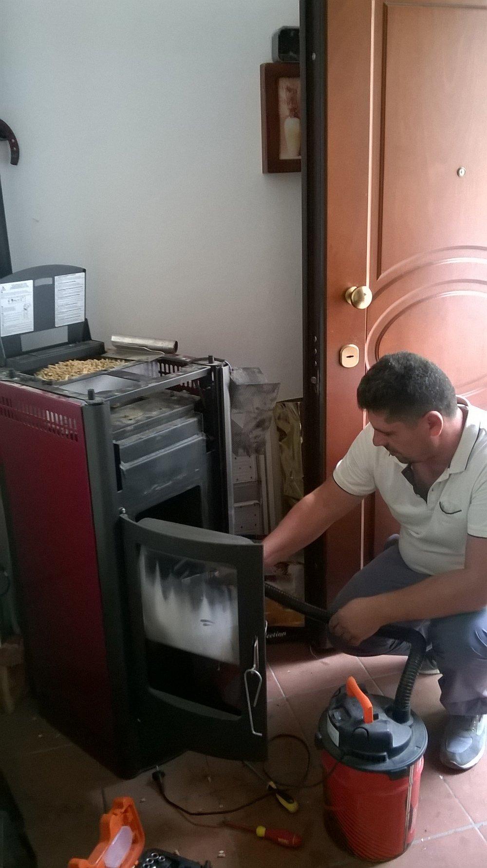 Riscaldamento a Ravenna