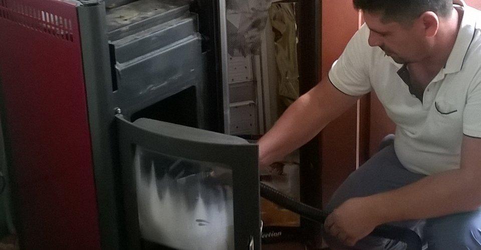 Riparazione di un riscaldatore a Ravenna