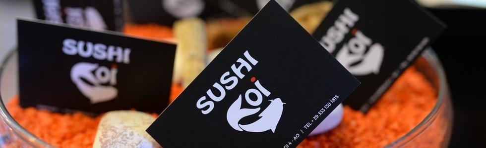 sushi ad aosta