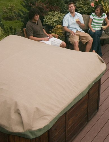 Hot Tub Covers that look great