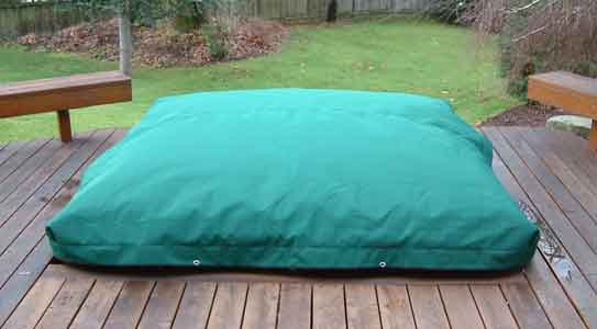 Swim Spa Cover in Forest Green